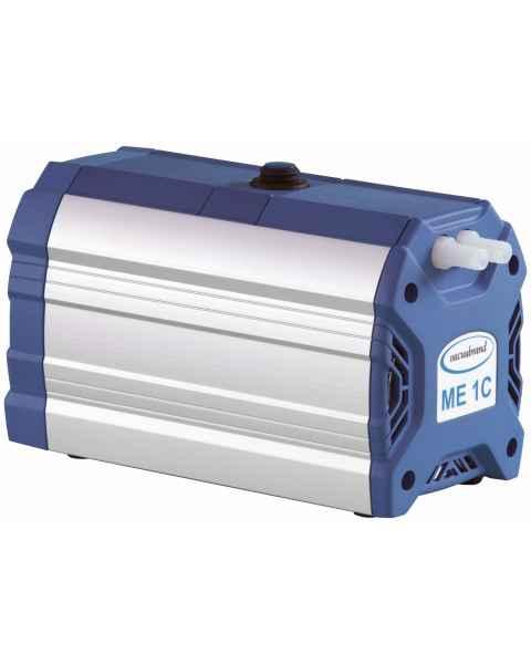 BrandTech VACUUBRAND ME1C Compact Oil-Free Diaphragm Vacuum Pump 120V 50-60Hz