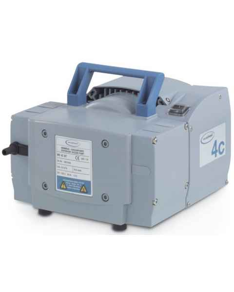 BrandTech VACUUBRAND ME4C NT Dry Chemistry Diaphragm Vacuum Pump 120V 50-60Hz