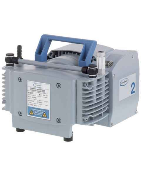 BrandTech VACUUBRAND MZ2 NT Diaphragm Vacuum Pump 120V 50-60Hz