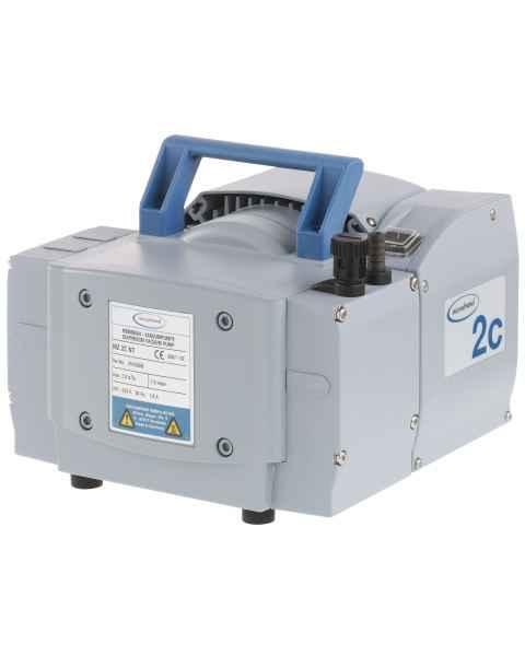 BrandTech VACUUBRAND MZ2C NT Dry Chemistry Diaphragm Vacuum Pump 120V 50-60Hz