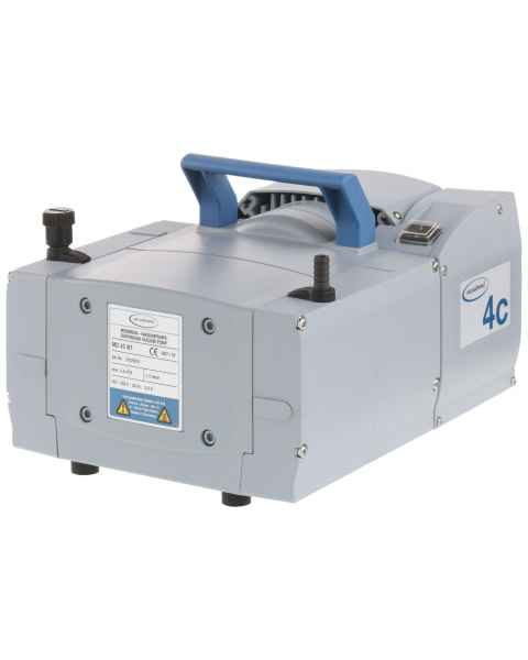 BrandTech VACUUBRAND MD4C NT Dry Chemistry Diaphragm Vacuum Pump 120V 50-60Hz