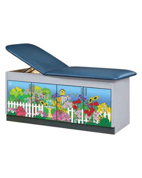 Clinton 7370-73 Secret Garden Treatment Table