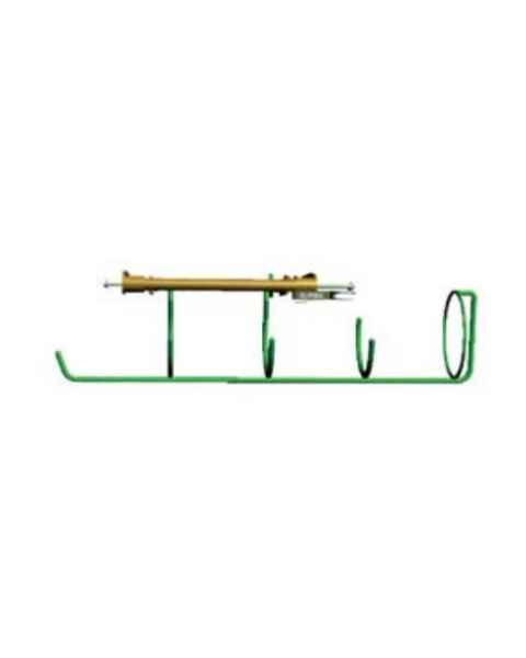 Quick Release Oxygen Holder for Pedigo Stretcher Models 5110 & 5400