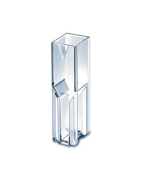 BrandTech BRAND UV-Transparent Spectrophotometry Cuvette - Semi-Micro