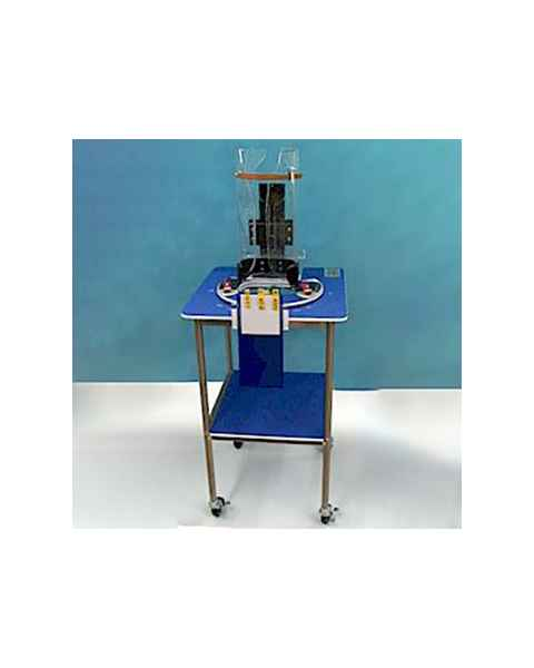 Pigg-O-Stat Pediatric Immobilizer and Positioner Unit (Complete Unit for DR Imaging)