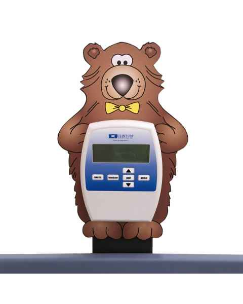 Clinton 78-B Bear ScalePal (Digital Display NOT included)