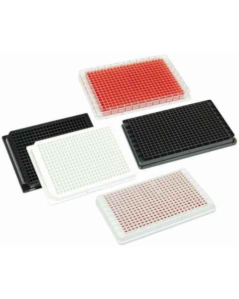 BRANDplates 384-Well Plate pureGrade Non-Treated Non-Sterile Surface F-Bottom