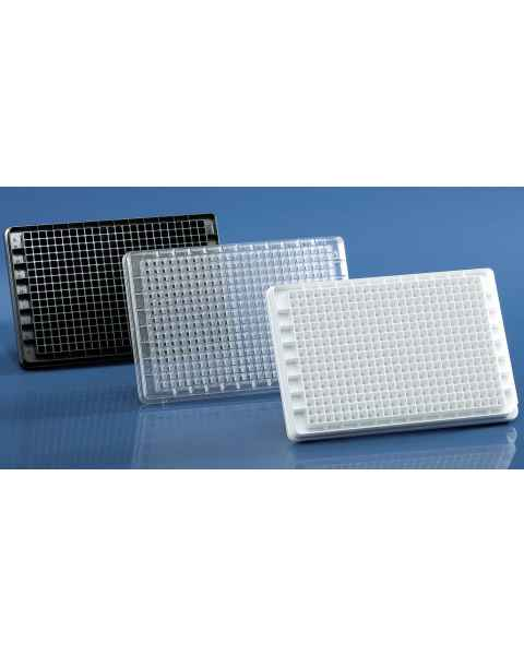 BRANDplates 96-Well Plate immunoGrade Polystyrene Non-Sterile Treated Surface