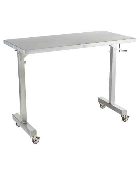 Adjustable Height Instrument Tables