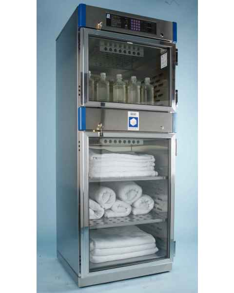 """Blickman Warming Cabinets - Double Door - 74 1/2"""" High"""
