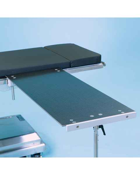 SchureMed 800-0024 Rectangle Carbon Fiber Major Procedure Table