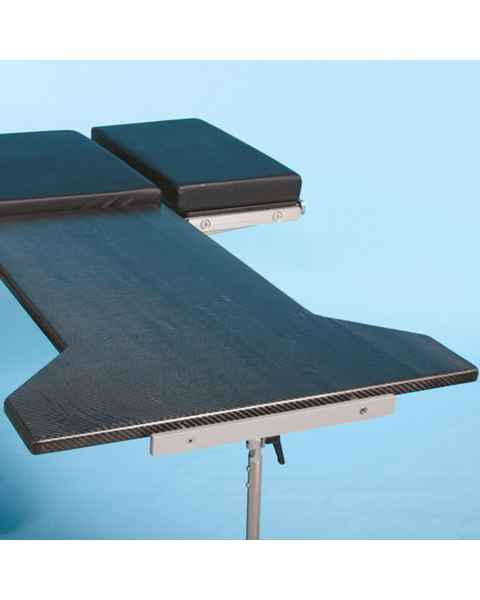End Rest Phenolic Major Procedure Table