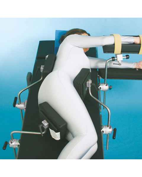 Lateral Patient Positioners