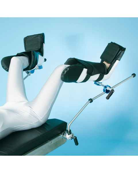 Lithotomy Stirrups With Advanced Boot System