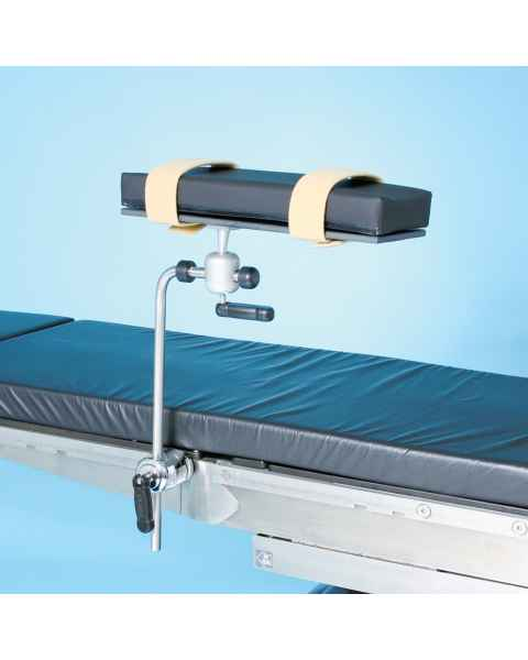 Multi-Axis Arm Positioner With Pad