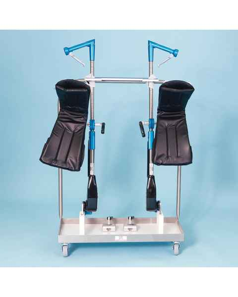 SchureMed 800-0074-R Robotic Stirrups Dolly (Please note, Sitrrups, Boot Pads, and Clamps are not included)