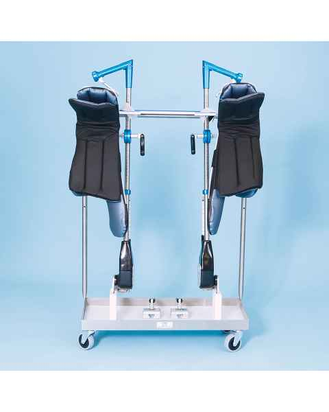 SchureMed 800-0074-S Stirrup Dolly (Sitrrups, Boot Pads, and Table Clamps shown in photograph are for display purposes only)