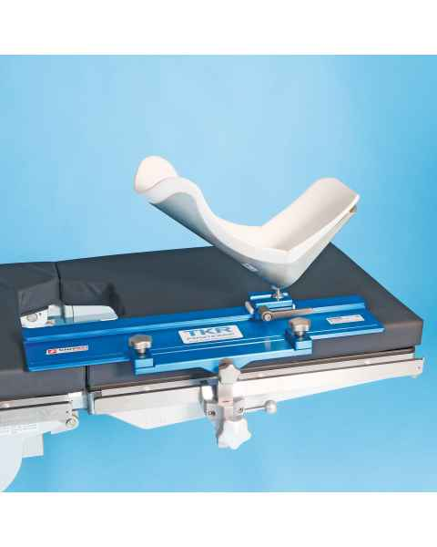 "SchureMed 800-0141 TKR Positioner for Total Knee Replacement with 24""L Track System"