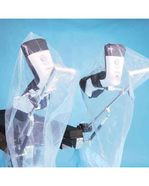 Disposable Clear View Leg Drape (Sterile)