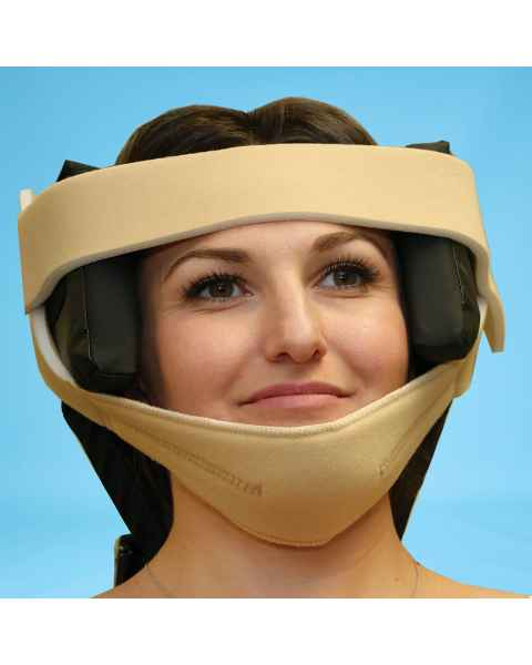 SchureMed 800-0369 Disposable Head & Chin Strap Positioners