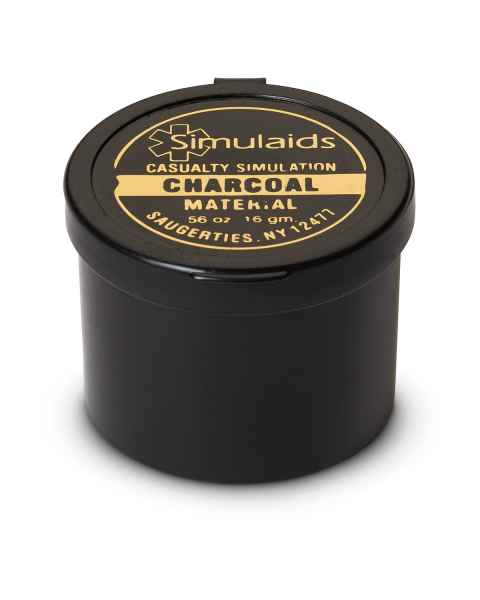 Life/form Moulage Charcoal - Powdered - 2 oz.