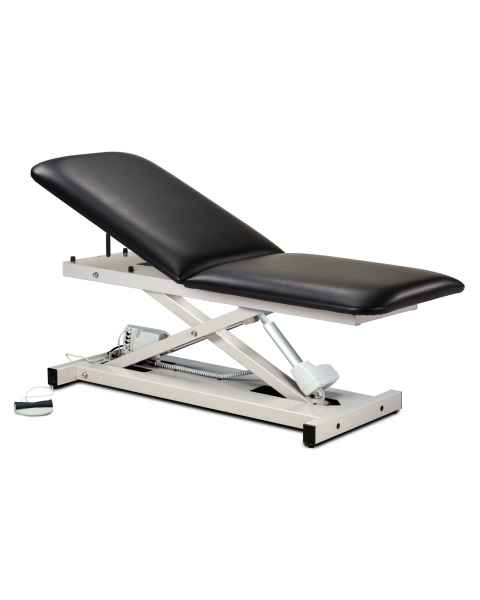 Clinton Open Base Power Table with Adjustable Backrest Model 80200