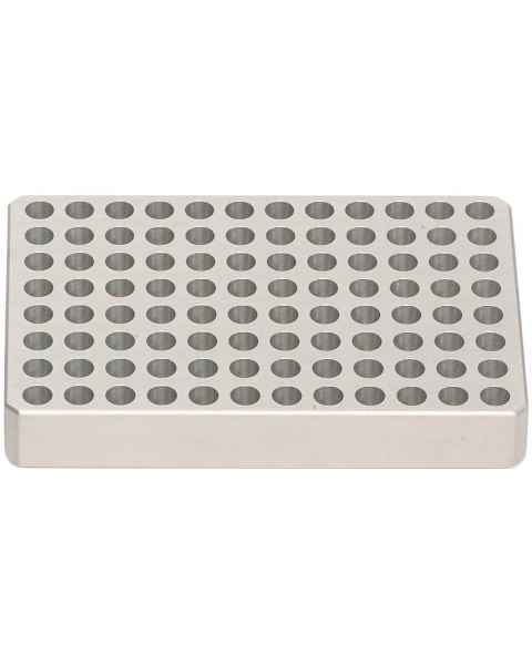 96-Well Aluminum Block For 0.2ml Tubes