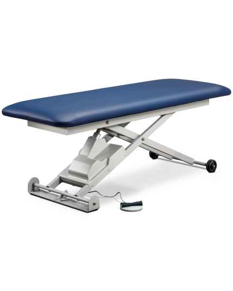 Clinton Model 86100 E-Series Power Table with One Piece Flat Top