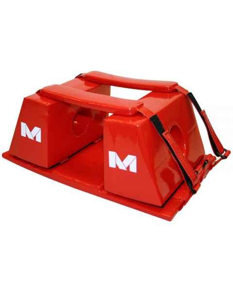 Morrison Medical 1429RD RedHead Head Immobilizer