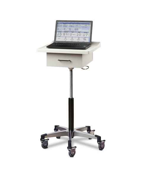 Clinton 9810 Large Tec-Cart Mobile Work Station with Drawer