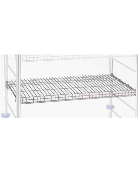 Pedigo Stainless Steel Wire Shelf for CDS-148 Distribution Cart