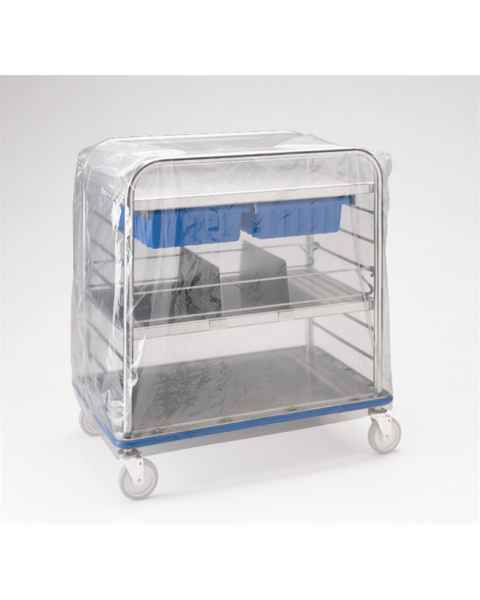 Pedigo Disposable Clear Cart Cover (Roll Of 100)  for CDS-262 Multi-Purpose Cart