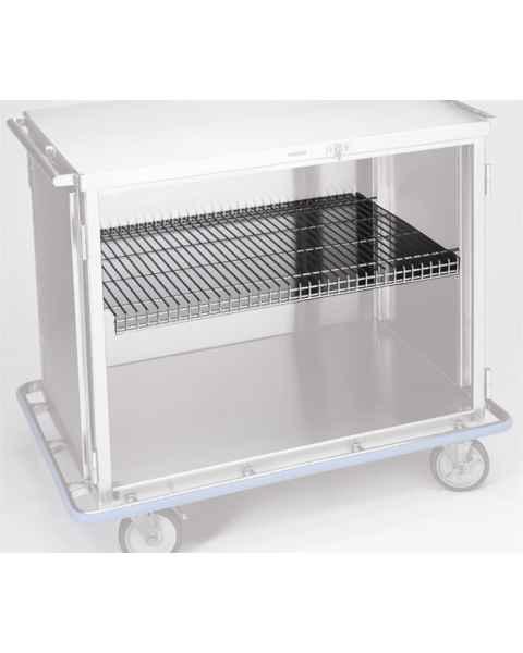 Pedigo Stainless Steel Wire Shelf for CDS-262 Multi-Purpose Cart