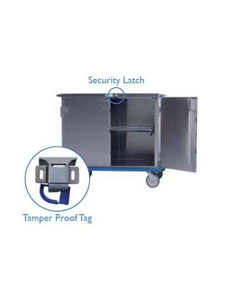 Pedigo Exterior Security Latch