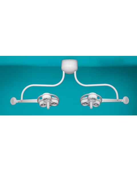 Celestial Star Surgical Light - Dual Ceiling Mount