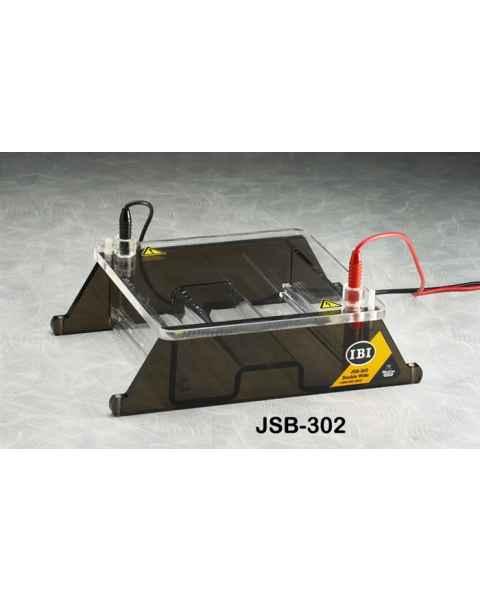 Jordan Double-Wide Mini Gel-O Submarine Horizontal Electrophoresis System - 15cm x 10cm