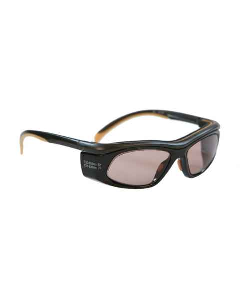 Alexandrite/Diode Laser Safety Glasses - Model 206