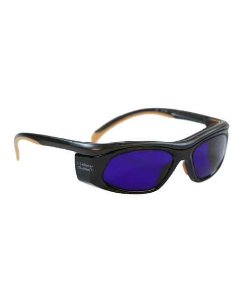 Dye Diode and HeNe Ruby Laser Filter Safety Glasses - Model 206
