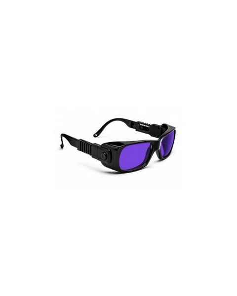 Dye Diode and HeNe Ruby Laser Filter Safety Glasses - Model 300