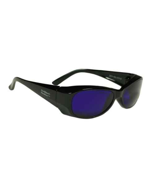 Dye Diode and HeNe Ruby Laser Filter Safety Glasses - Model 375