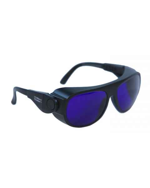 Dye Diode and HeNe Ruby Laser Filter Safety Glasses - Model 66