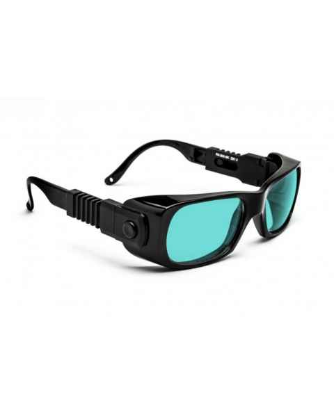 Alexandrite Diode High Light Transmission Laser Safety Glasses - Model 300