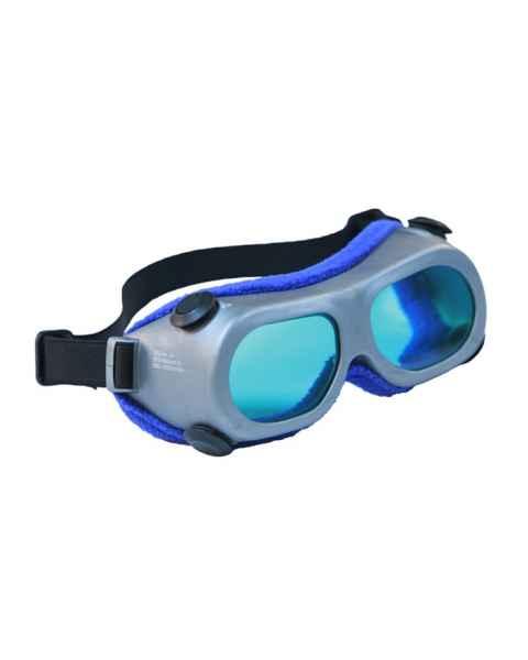 Alexandrite Diode High Light Transmission Laser Safety Goggle - Model 55