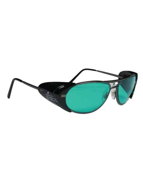 Alexandrite Diode High Light Transmission Laser Safety Glasses - Model 600