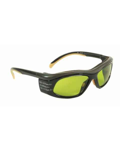 Diode Extended Laser Safety Glasses - Model 206