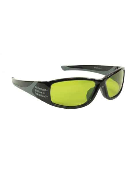 Diode Extended Laser Safety Glasses - Model 808