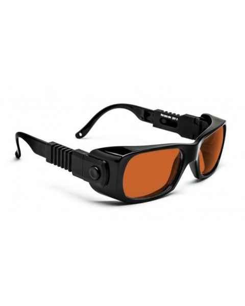 Multi-Wavelength Flat Glass Filter Laser Glasses - Model 300