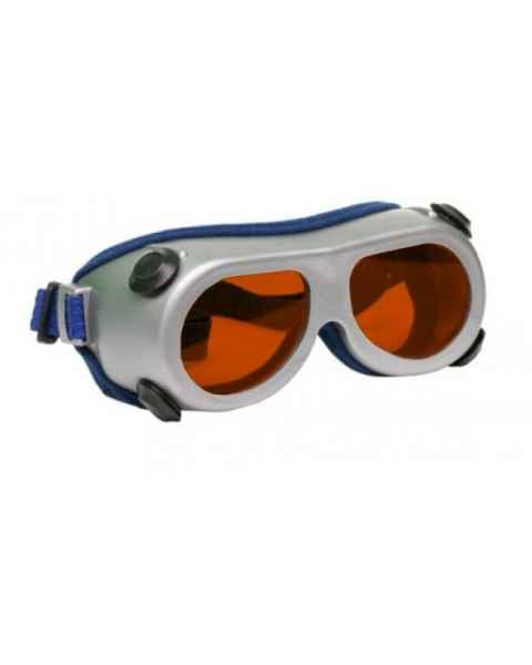 Multi-Wavelength Flat Glass Filter Laser Glasses - Model 55