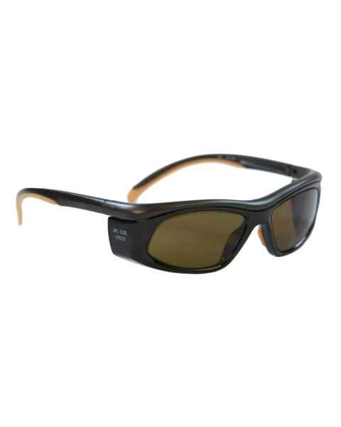 IPL Brown Contrast Enhancement Laser Safety Glasses - Model 206