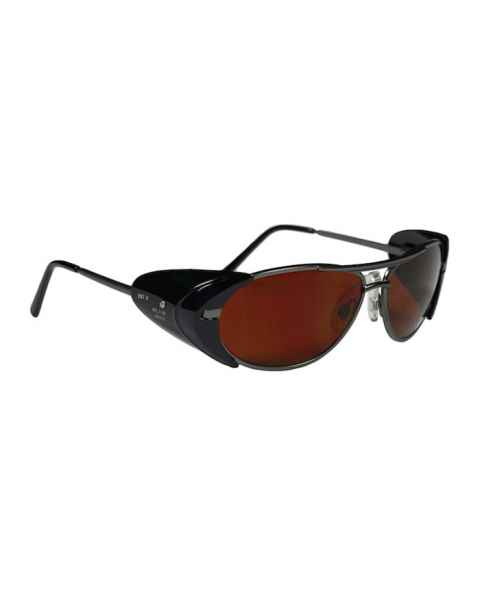 IPL Brown Contrast Enhancement Laser Safety Glasses - Model 600